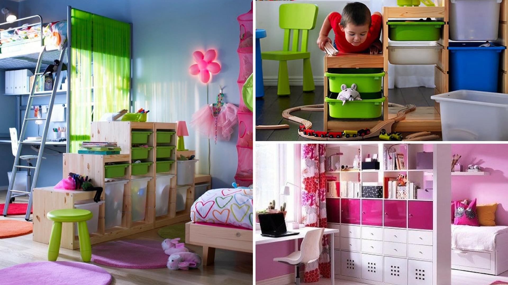 Ikea Trofast kallax