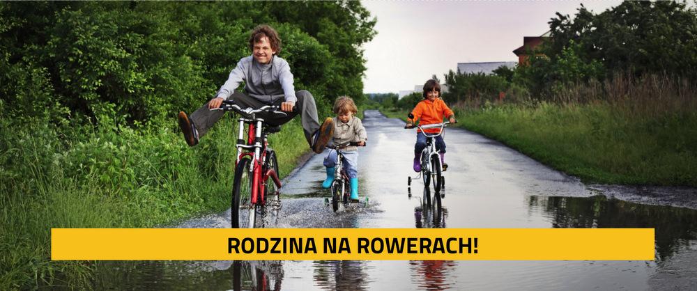poradnik rowery