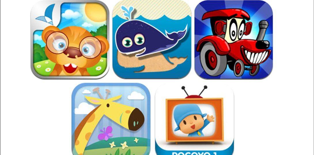 Top 5 aplikacji mobilnych dla dzieci