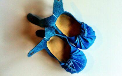 First Baby Shoes – uszyj buty swojemu dziecku