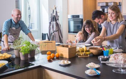 Kuchnia Spotkań IKEA – idealne miejsce na rodzinne przyjęcia