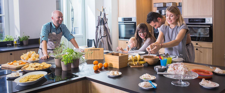Kuchnia Spotkan Ikea Idealne Miejsce Na Rodzinne Przyjecia Mamy