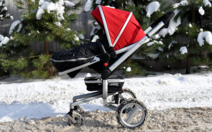 Silver Cross Surf – nowoczesny wózek dla miastowych :)