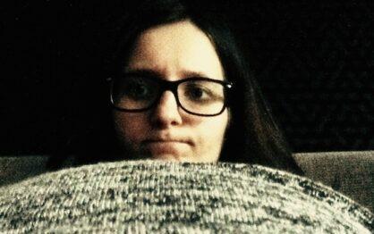 Nie śpię, bo jestem w ciąży – recenzja poduszki Cebuszki