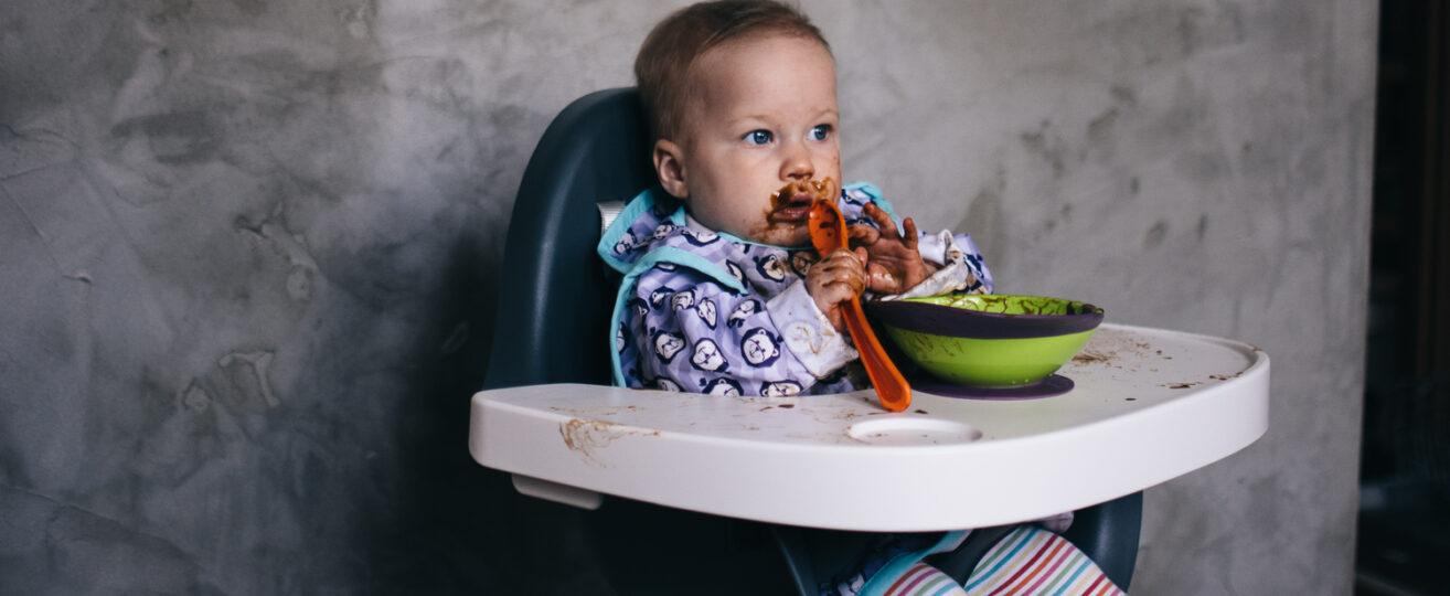 Jak przygotować się do pierwszego posiłku dziecka?