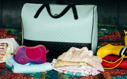 Jak przetrwać pakowanie dzieci na wakacje?