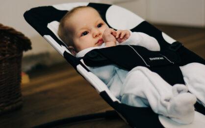 BABYBJÖRN Balance – leżaczek dla niemowląt
