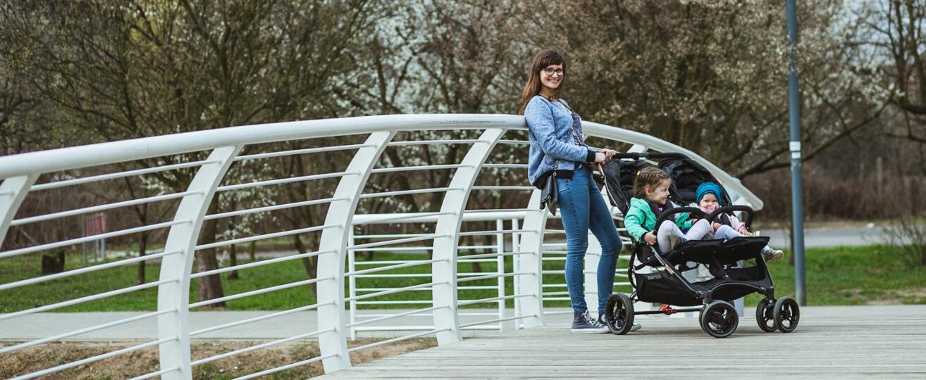 Valco Baby Snap Duo – świetna spacerówka dla dwójki