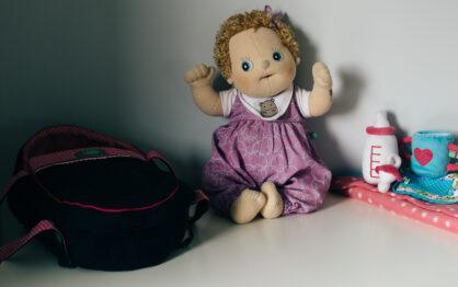 Lalka Rubens Barn, czyli czwarte dziecko w naszym domu!