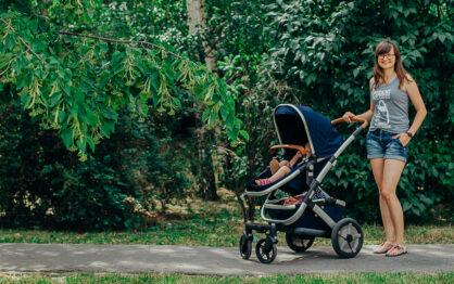 Joolz Geo – wózek, który rośnie razem z rodziną