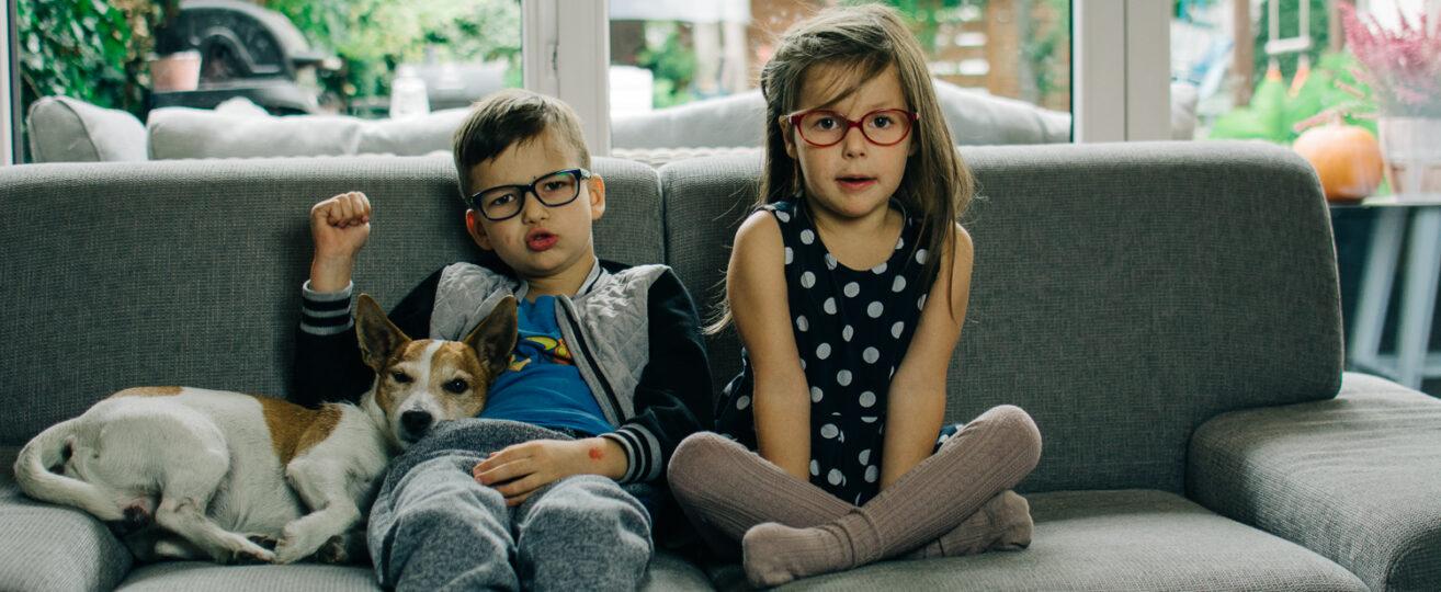 Krótka historia o tym, jak okulary pojawiły się na nosach moich dzieci