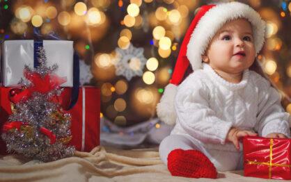 Pomysły na prezent dla niemowlaka (0+)
