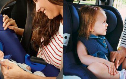 Najtańszy sposób na najbardziej bezpieczny fotelik samochodowy