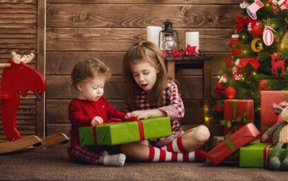 Pomysły na prezent dla malucha (1-3)
