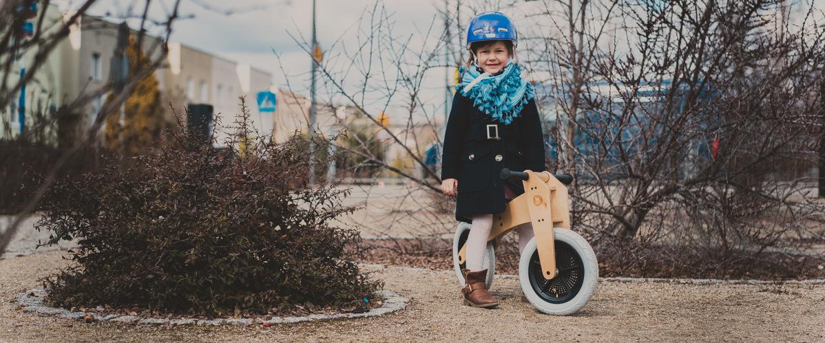 Jak wybrać rowerek biegowy dla dziecka?