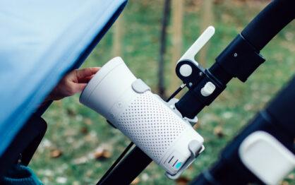 WYND – oczyszczacz powietrza do wózka