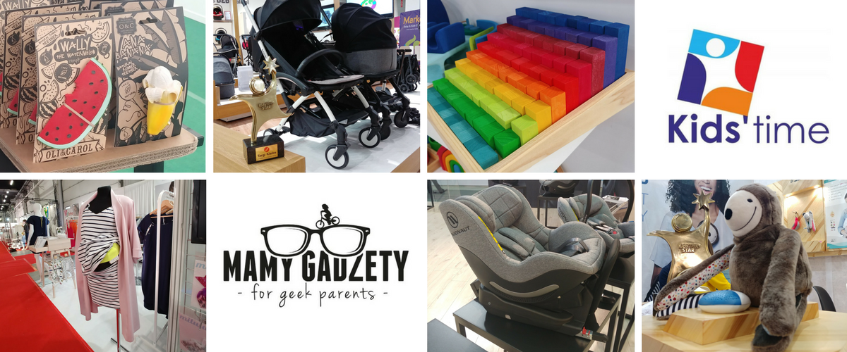Najlepsze produkty na targach Kids' Time 2018