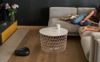 Robot odkurzający Electrolux Pure i9 vs. matka
