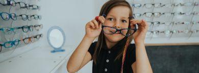 okulary dzieci