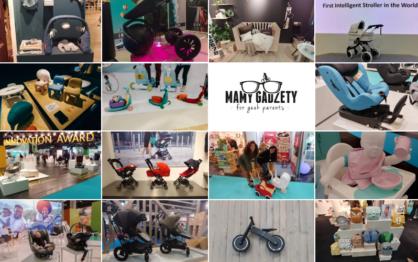 Najciekawsze produkty targów Kind und Jugend 2018