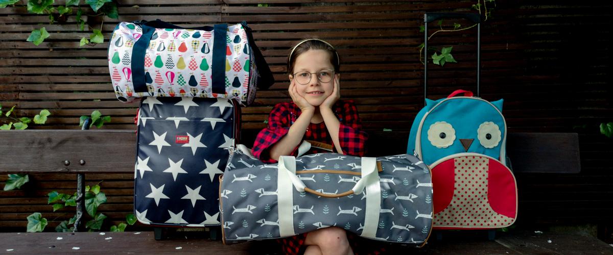 Poradnik Wakacyjny: W co spakować dziecko na wakacje?