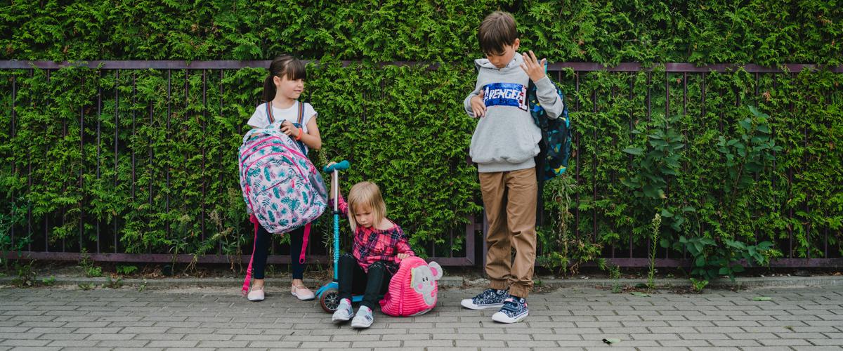 Powrót do szkoły – nasze sposoby na koszmarne poranki
