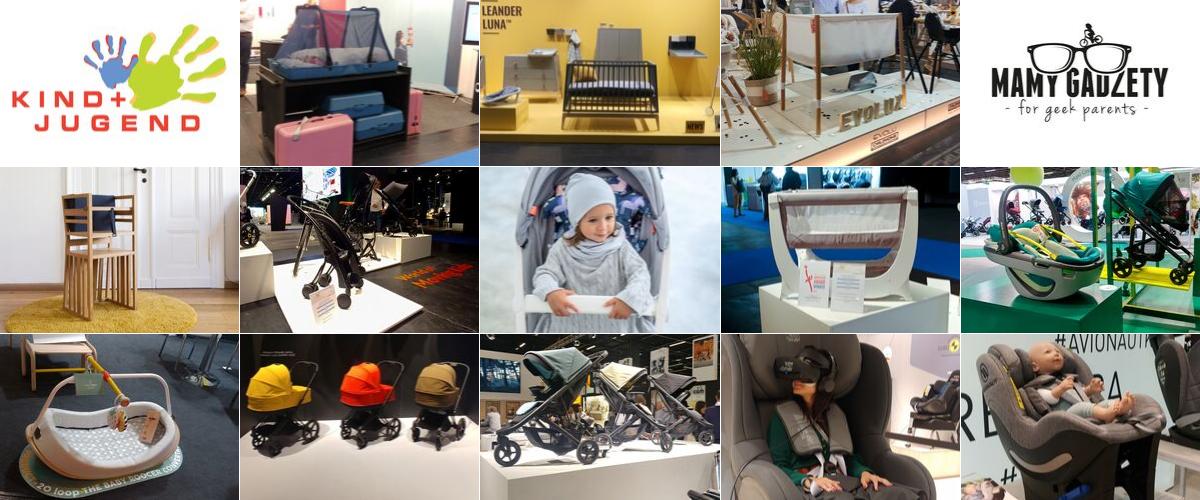 Najciekawsze produkty targów – Kind und Jugend 2019