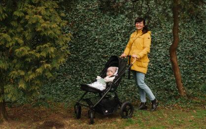 Bumbleride Era – świetny wózek od urodzenia do 22 kg!