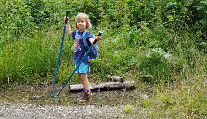 Poradnik Wakacyjny: Górskie wędrówki z dzieckiem